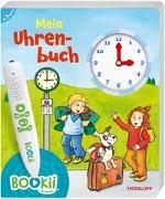 Cover-Bild zu BOOKii® Mein Uhrenbuch von Stiefenhofer, Martin