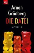 Cover-Bild zu Grünberg, Arnon: Die Datei (eBook)