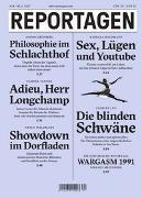 Cover-Bild zu Grünberg, Arnon: Reportagen #34
