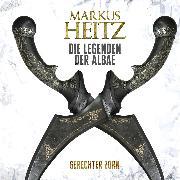 Cover-Bild zu Gerechter Zorn (Audio Download) von Heitz, Markus