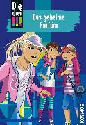 Cover-Bild zu Die drei !!!, 59, Das geheime Parfüm (drei Ausrufezeichen) (eBook) von Sol, Mira