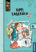 Cover-Bild zu Die drei !!!, Kims Tagebuch (drei Ausrufezeichen) (eBook) von Flammang, Sina