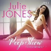 Cover-Bild zu Peep Show - Erotische Novelle (Audio Download) von Jones, Julie