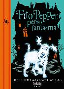 Cover-Bild zu Barker, Claire: Fito Pepper, perro fantasma / Knitbone Pepper Ghost Dog