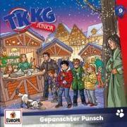 Cover-Bild zu TKKG Junior 09. Gepanschter Punsch