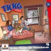 Cover-Bild zu TKKG Junior 015. In den Fängen der Felsenbande