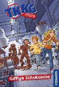 Cover-Bild zu TKKG Junior, 3, Giftige Schokolade von Vogel, Kirsten