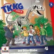 Cover-Bild zu Die Dino-Diebe