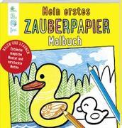 Cover-Bild zu Mein erstes Zauberpapier Malbuch von Pautner, Norbert