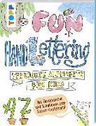 Cover-Bild zu Fun Handlettering von Pautner, Norbert