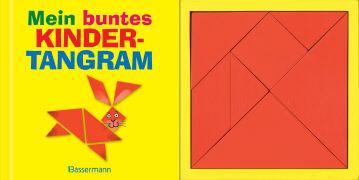 Cover-Bild zu Mein buntes Kindertangram-Set von Pautner, Norbert