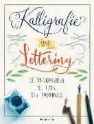 Cover-Bild zu Kalligrafie und Lettering. Schön schreiben mit Feder, Stift und Pinsel von Pautner, Norbert