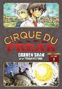 Cover-Bild zu ARAI, TAKAHIRO: Cirque Du Freak: The Manga, Vol. 1