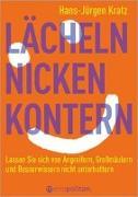 Cover-Bild zu Lächeln, nicken, kontern von Kratz, Hans-Jürgen