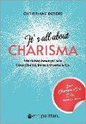 Cover-Bild zu It's all about CHARISMA von Deters, Christiane
