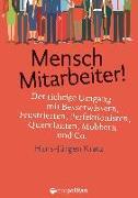 Cover-Bild zu Mensch Mitarbeiter! von Kratz, Hans-Jürgen