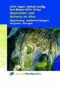 Cover-Bild zu Depression und Demenz im Alter von Hegerl, Ulrich (Hrsg.)