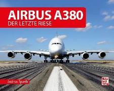 Cover-Bild zu Airbus A380 von Spaeth, Andreas