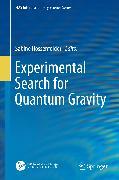 Cover-Bild zu Experimental Search for Quantum Gravity (eBook) von Hossenfelder, Sabine (Hrsg.)