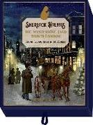 Cover-Bild zu Kai Haferkamp: Schachtelspiel - Sherlock Holmes - Die mysteriöse Jagd durch London