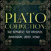 Cover-Bild zu Plato Collection: the Republic, the Apology, Symposium, Crito, Meno (Audio Download) von Plato