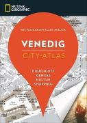 Cover-Bild zu NATIONAL GEOGRAPHIC City-Atlas Venedig von Vinon, Raphaelle