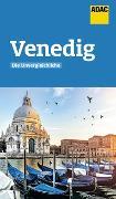 Cover-Bild zu ADAC Reiseführer Venedig von De Rossi, Nicoletta