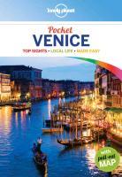 Cover-Bild zu Lonely Planet Pocket Venice von Bing, Alison