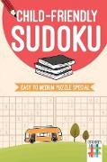 Cover-Bild zu Child-Friendly Sudoku | Easy to Medium Puzzle Special von Senor Sudoku