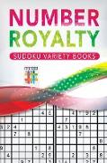 Cover-Bild zu Number Royalty | Sudoku Variety Books von Senor Sudoku