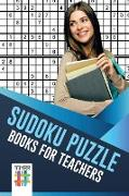 Cover-Bild zu Sudoku Puzzle Books for Teachers von Senor Sudoku