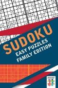 Cover-Bild zu Sudoku Easy Puzzles Family Edition von Senor Sudoku