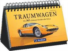 Cover-Bild zu Tischaufsteller - Traumwagen von Vieweg, Christof