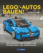 Cover-Bild zu Lego-Autos bauen! von Blackert, Peter