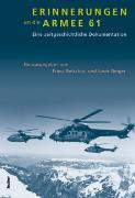 Cover-Bild zu Erinnerungen an die Armee 61 von Betschon, Franz