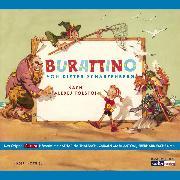 Cover-Bild zu Burattino (Audio Download) von Tolstoi, Alexej
