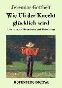 Cover-Bild zu Wie Uli der Knecht glücklich wird (eBook) von Gotthelf, Jeremias