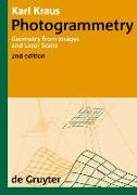 Cover-Bild zu Photogrammetry (eBook) von Kraus, Karl