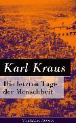 Cover-Bild zu Die letzten Tage der Menschheit (eBook) von Kraus, Karl