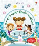 Cover-Bild zu Vor dem Essen Hände waschen! von Daynes, Katie