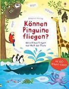 Cover-Bild zu Können Pinguine fliegen? von Daynes, Katie