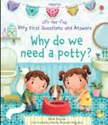 Cover-Bild zu Why Do We Need A Potty? von Daynes, Katie