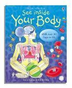 Cover-Bild zu See Inside Your Body von Daynes, Katie