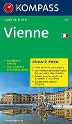 Cover-Bild zu Vienne von KOMPASS-Karten GmbH (Hrsg.)