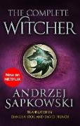 Cover-Bild zu Sapkowski, Andrzej: The Complete Witcher (eBook)