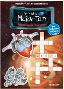 Cover-Bild zu Der kleine Major Tom. Rätselspaß: Planeten von Lohr, Stefan (Illustr.)