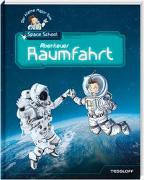 Cover-Bild zu Der kleine Major Tom. Space School. Band 1: Abenteuer Raumfahrt von Flessner, Bernd