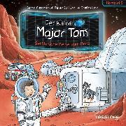 Cover-Bild zu Der kleine Major Tom. Hörspiel 5: Gefährliche Reise zum Mars (Audio Download) von Flessner, Bernd