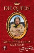 Cover-Bild zu Mein königliches Tagebuch - top secret von Die Queen