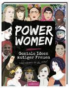 Cover-Bild zu Power Women - Geniale Ideen mutiger Frauen von Woodward, Kay